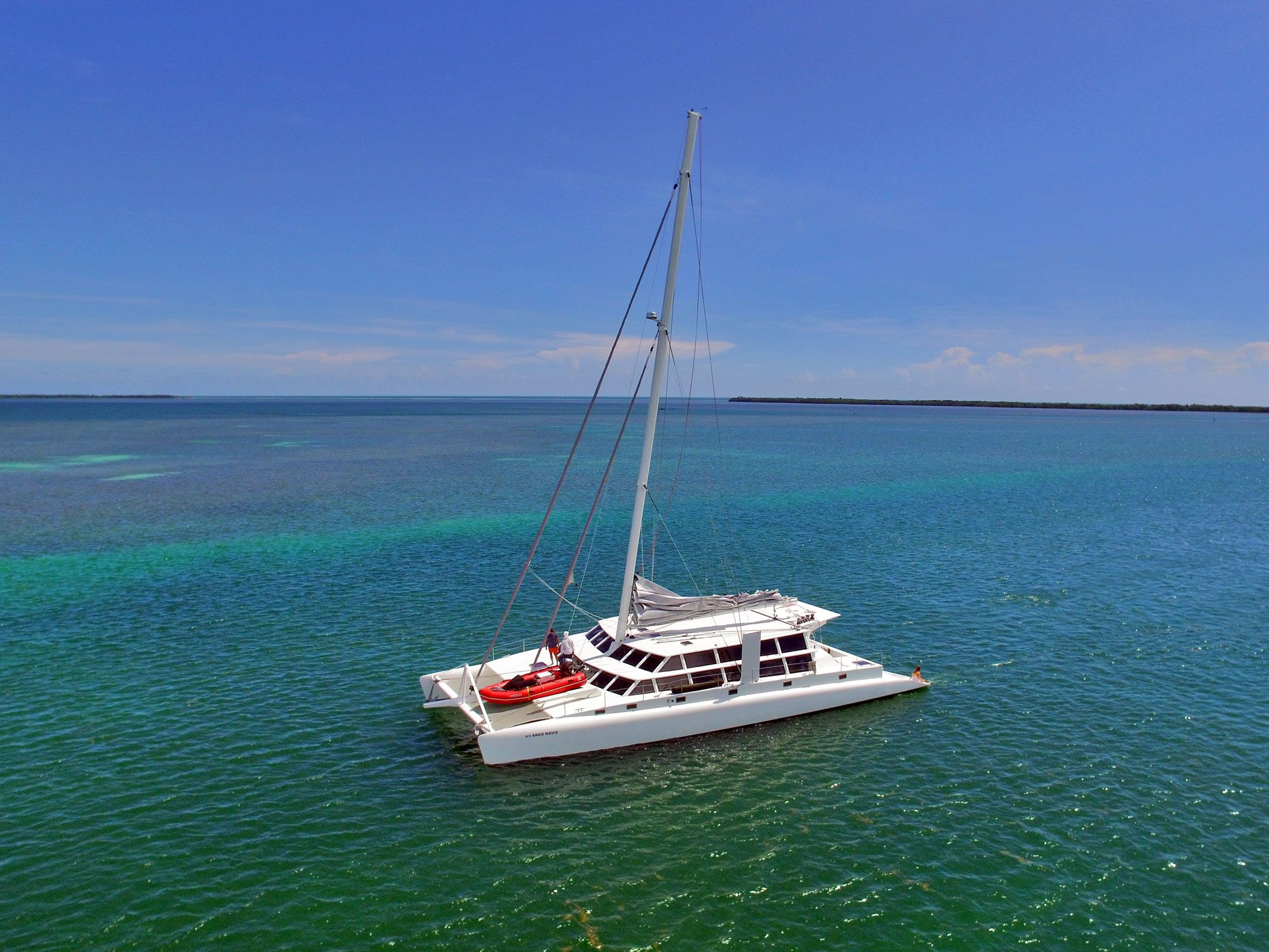 Argo Navis Key West Sailing Charter